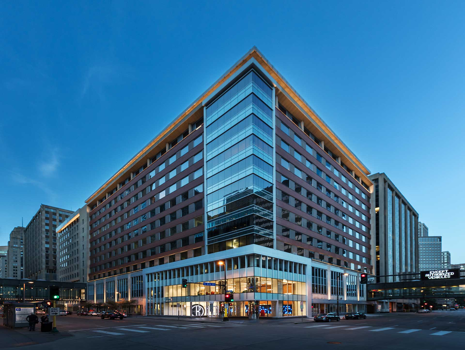 Minneapolis 8th Street Hightower Initiatives