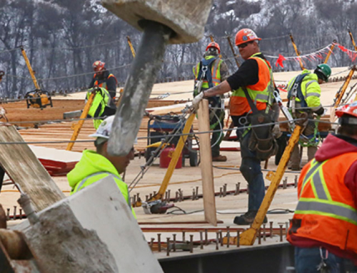 Minnesota construction industry adds 4,867 jobs in February