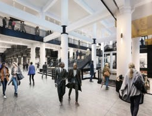 Development team juggles Dayton's store renovation, Chicago Old Main Post Office project