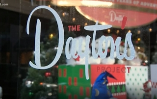 Dayton's Project Holiday Window