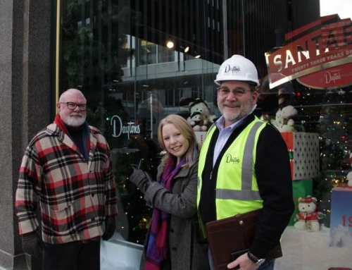 92 KQRS Interview: Dayton's Project Holiday Display Windows
